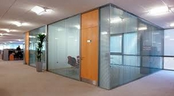 GLASS AND WOODEN PARTITION  from SMART POINT TECHNICAL SERVICES LLC