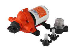 Diaphragm Water Pumps from LEADER PUMPS & MACHINERY - L L C