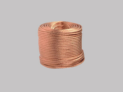Copper Wire Rope from KALPATARU PIPING SOLUTIONS