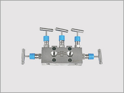 Five Valve Manifold Bar Type Direct Mount  from KALPATARU PIPING SOLUTIONS