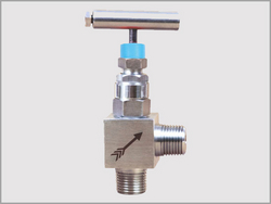 Angle Needle Valves Screwed Bonnet Design from KALPATARU PIPING SOLUTIONS
