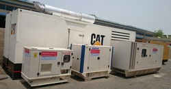 GENERATOR RENTAL from CREATIVE LAND EQUIPMENT RENTAL LLC