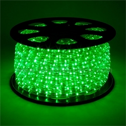 LED ROPE LIGHTS GREEN IN DUBAI from AL TOWAR OASIS TRADING