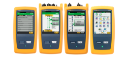 FLUKE NETWORK TESTER SUPPLIERS IN UAE from SYNERGIX INTERNATIONAL LLC