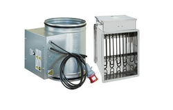 Duct Heaters in UAE from VERDANT GENERAL TRADING FZC