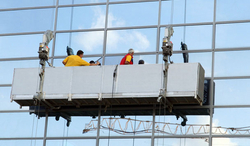 Outside glass Cleaning Services from MASS SECURITY SERVICES L.L.C