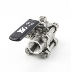ALLOY 20 VALVES  from OM TUBES & FITTING INDUSTRIES