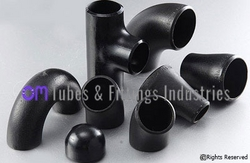 CARBON STEEL PIPE FITTINGS from OM TUBES & FITTING INDUSTRIES