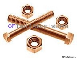 COPPER NICKEL FASTENERS from OM TUBES & FITTING INDUSTRIES
