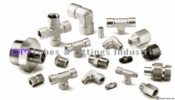 DUPLEX 2205 ADAPTER from OM TUBES & FITTING INDUSTRIES