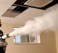 DISINFECTANT FOR FUMIGATION from U. S. STERILES