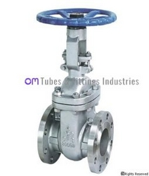 Stainless Steel Valves from OM TUBES & FITTING INDUSTRIES