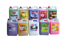 CLEANING PRODUCTS from AL SAQR INDUSTRIES LLC