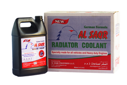 COOLANT from AL SAQR INDUSTRIES LLC