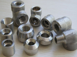 Stainless Steel Forged Fittings from KALPATARU METAL & ALLOYS
