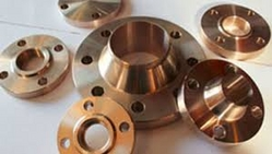 Cupro Nickel Alloy Flanges from KALPATARU METAL & ALLOYS