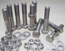 Hastelloy Fasteners from KALPATARU METAL & ALLOYS