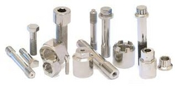 Duplex Steel Fasteners from KALPATARU METAL & ALLOYS