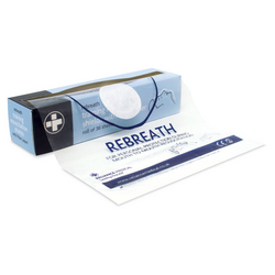 Training Rebreath with Filter Paper on a Roll from ARASCA MEDICAL EQUIPMENT TRADING LLC