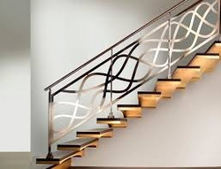 STAIRCASE RAILING from AL RUWAIS ENGINEERING CO.L.L.C