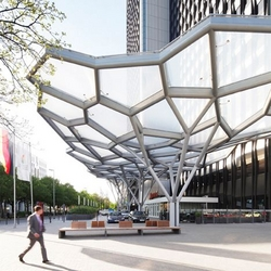 GATE CANOPIES IN UAE from AL RUWAIS ENGINEERING CO.L.L.C