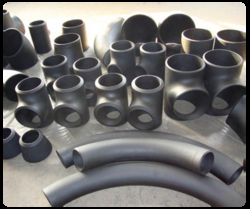 Carbon Steel Pipe, Tube Fittings In UAE from STEELMET INDUSTRIES
