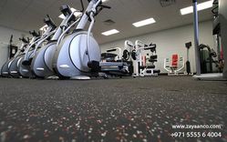 Gym Flooring Supplier from ZAYAANCO
