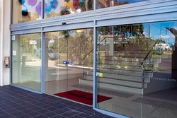 Glass sliding doors by Maxwell Automatic Doors Co LLC Post box 82715 Dubai – UAE Tel: +971 4 2976951 Mobile: +971 50 4405076 Email: Estimation@maxwelldoors.com www.maxwelldoors.com from MAXWELL AUTOMATIC DOORS CO LLC