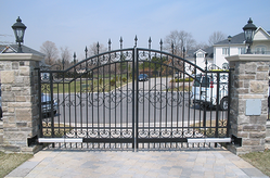 steel gates by Maxwell Automatic Doors Co LLC Post box 82715 Dubai – UAE Tel: +971 4 2976951 Mobile: +971 50 4405076 Email: Estimation@maxwelldoors.com www.maxwelldoors.com from MAXWELL AUTOMATIC DOORS CO LLC