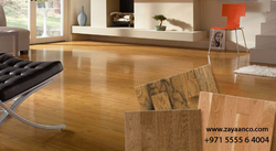 Woven Vinyl Flooring Speacialist in Abu dhabi, UAE from ZAYAANCO