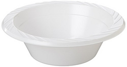 Disposable plastic bowls from AVENSIA GENERAL TRADING LLC