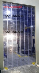 PVC CURTAINS IN RAK from DOORS & SHADE SYSTEMS