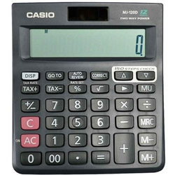 Calculator MJ-120D  from AVENSIA GENERAL TRADING LLC
