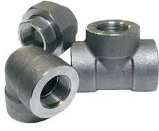 Forged Steel Pipe Fittings from AAKASH STEEL
