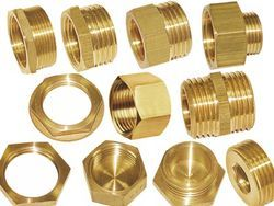 Brass Fittings from PEARL OVERSEAS