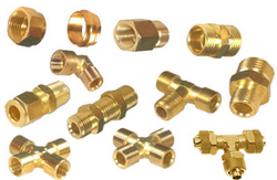 BRASS COMPRESSION FITTINGS from GULF SAFETY ELECTROMECHANICAL (INFO@GULFSAFETYUAE.COM)