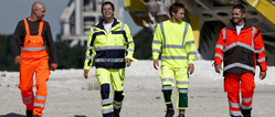 CONSTRUCTION MATERIAL SUPPLIERS from ACCURATE UNIFORMS