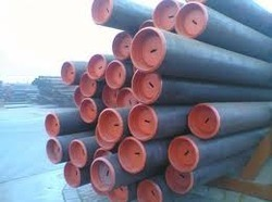 Seamless ERW Pipes from STEEL FAB INDIA