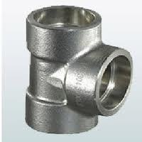 Duplex Steel Pipe Tee from STEEL FAB INDIA