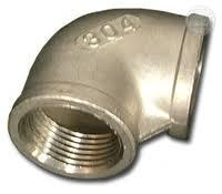 Duplex Steel Pipe Elbow from STEEL FAB INDIA