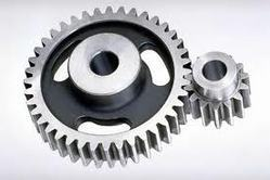 Spur Gear from B. V. TRANSMISSION INDUSTRIES