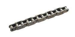 Straight Side Plate Chain from B. V. TRANSMISSION INDUSTRIES
