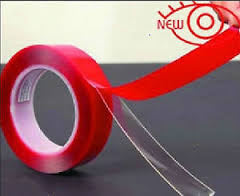 Double Sided Acrylic Clear Tape SUPPLIER IN uae from ABKO INDUSTRIES CO. LLC