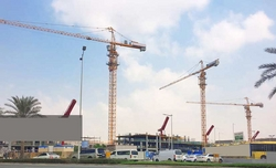 TOWER CRANE SUPPLIERS from HOUSE OF EQUIPMENT