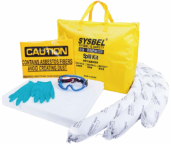 Portable Oil Spill Kits  from REUNION SAFETY EQUIPMENT TRADING