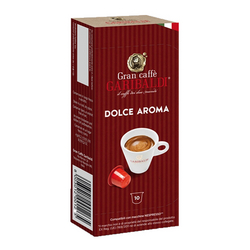 DOLCE AROMA CAPSULES from GRAN ARABICA FZE