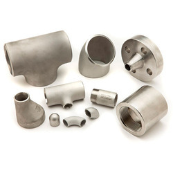 Duplex Steel Pipe Fitting from PEARL OVERSEAS
