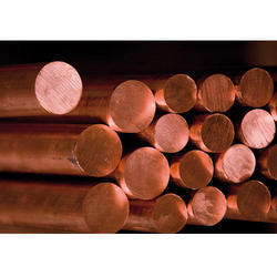Beryllium Copper Round Bar from PEARL OVERSEAS