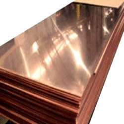 Beryllium Copper Plate from PEARL OVERSEAS