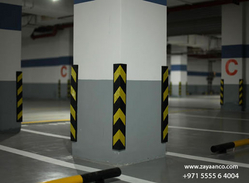 Rubber Corner Guard Suppliers in Abudhabi from ZAYAANCO